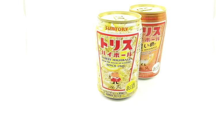 日本のハイボール缶