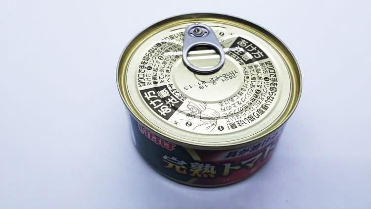 いなばのトマトカレー缶
