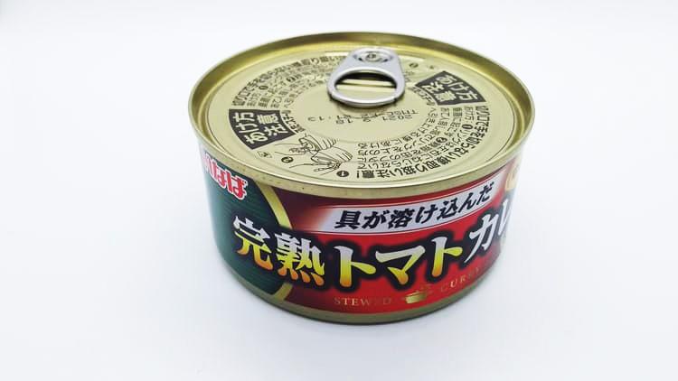 カレーの缶詰