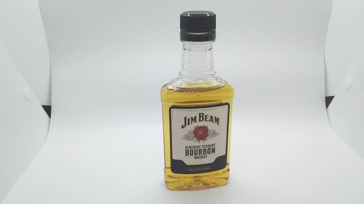 ジムビームのミニボトル