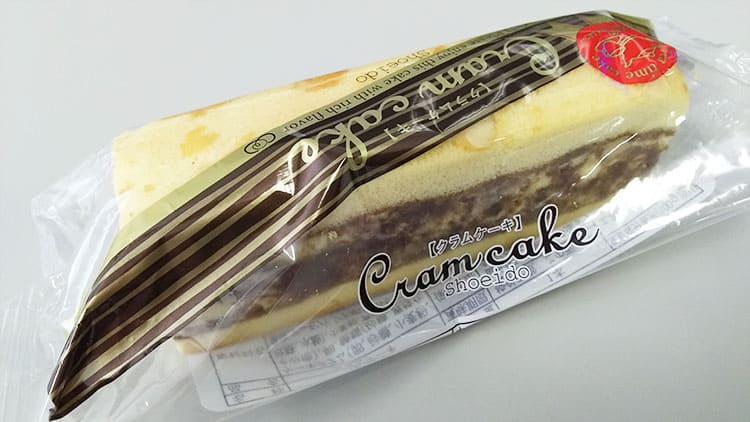 正栄堂のクラムケーキ