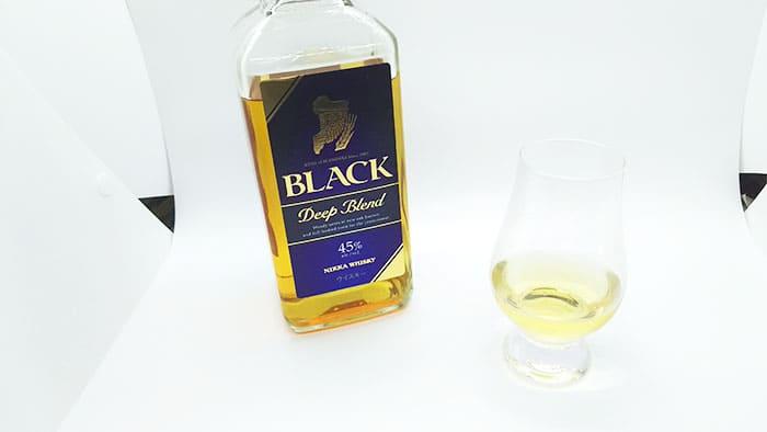 ウイスキー ディープブレンドのトワイスアップ