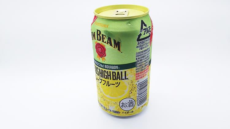 期間限定商品のハイボール缶