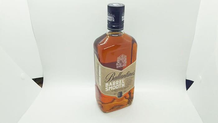 スコッチウイスキ バランタイン バレルスムース