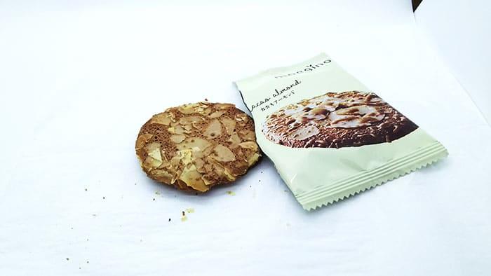 もえぎのクッキー カカオアーモンド