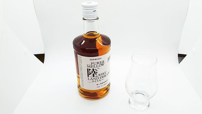 キリンのウイスキーとグレンケアン