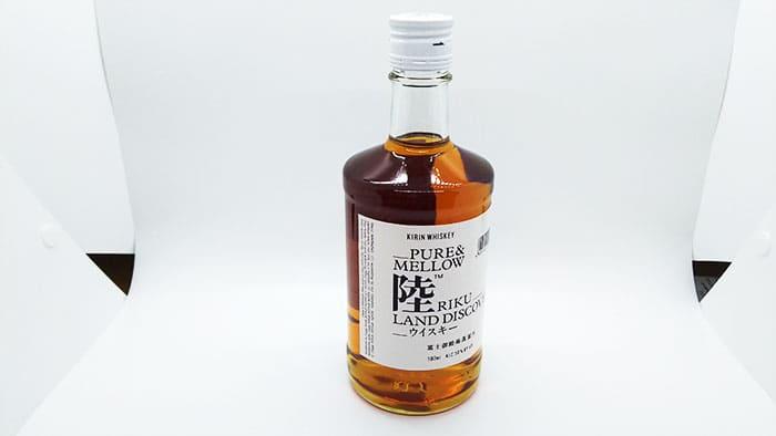 キリンのウイスキーのフルボトル