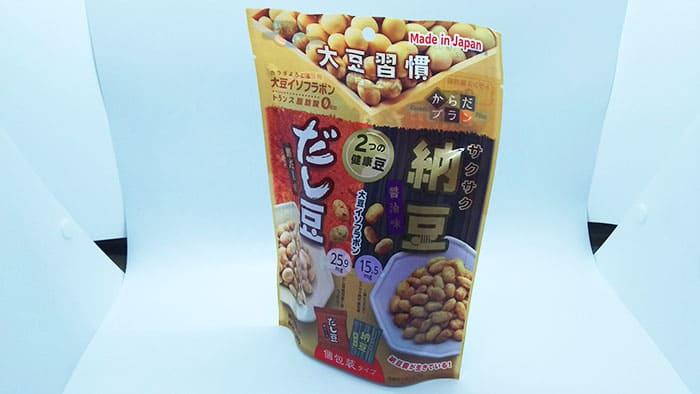 大豆習慣 だし豆 & サクサク納豆