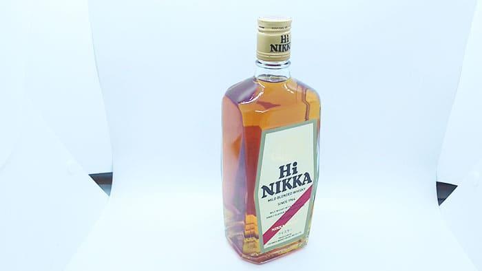 ニッカのウイスキー