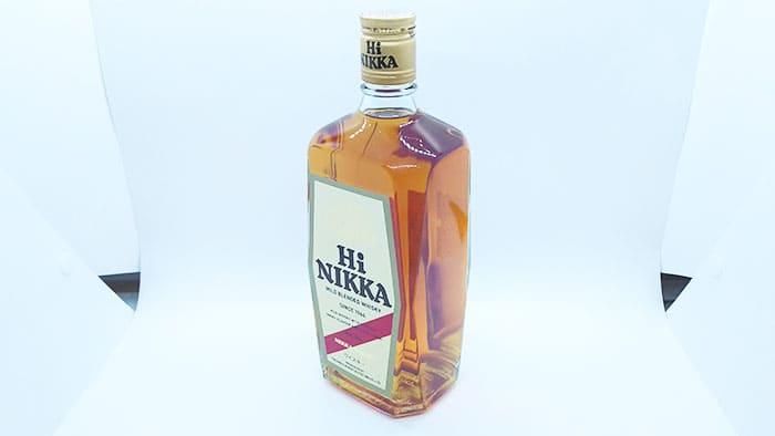 ジャパニーズウイスキー ハイニッカ