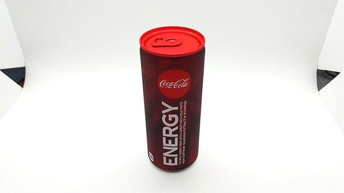 コカコーラのエナジードリンク