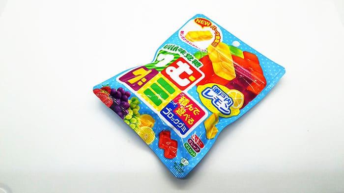 可愛らしいデザインのお菓子