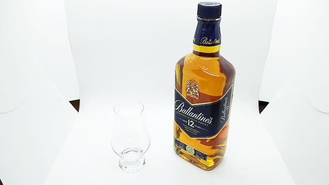 ウイスキーとグレンケアン