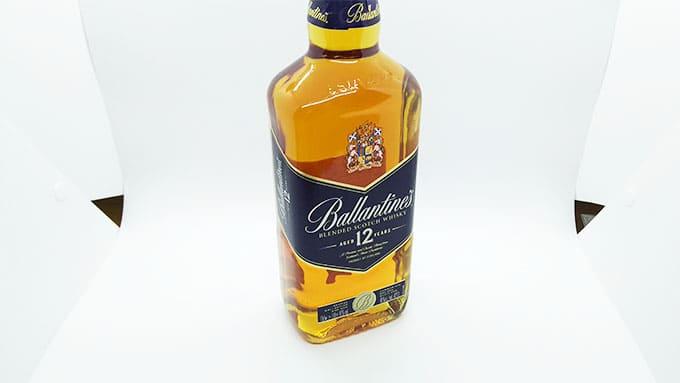 スコッチウイスキー バランタイン12年