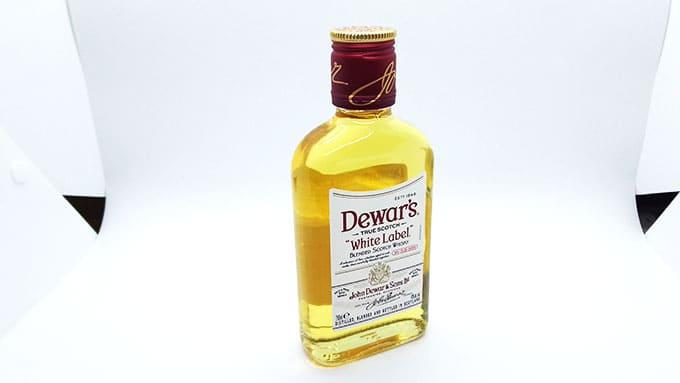 200mlサイズのスコッチウイスキー