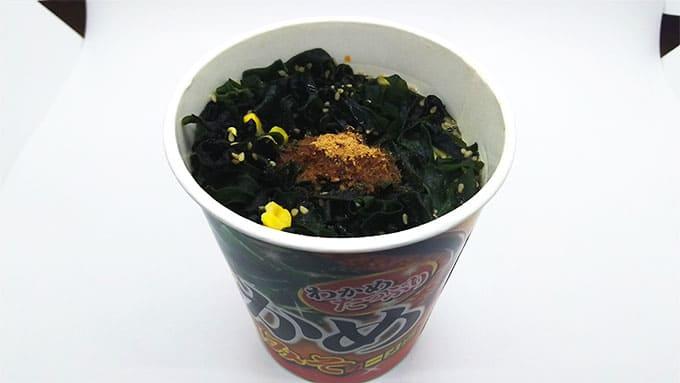 エースコックのカップ麺