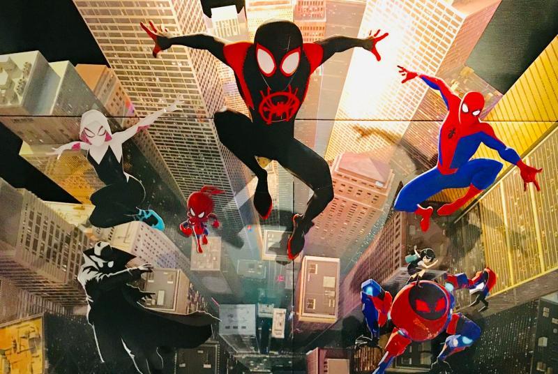 6人のスパイダーマン