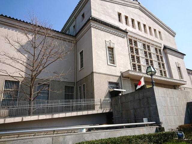 大阪市の美術館
