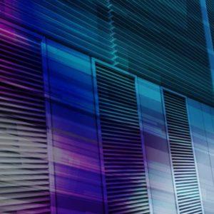 デジタルな雰囲気の画面