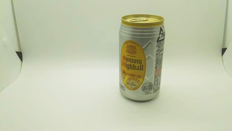 角ハイボールの缶
