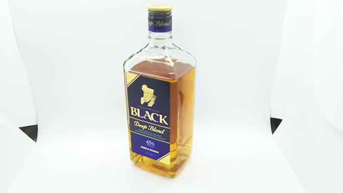 ウイスキー ブラックニッカ