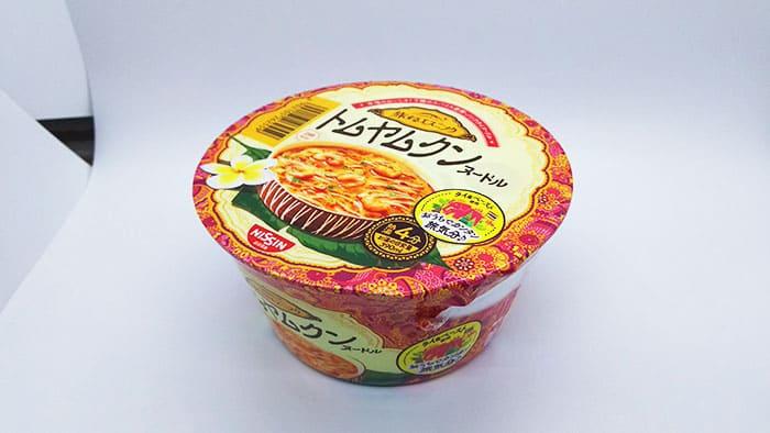 日清のカップ麺