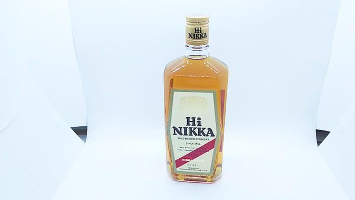 ウイスキー ハイニッカ