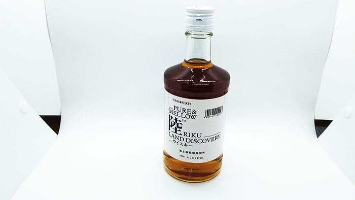 キリンのウイスキー『陸』
