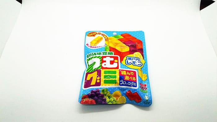 UHA味覚糖 つむグミ