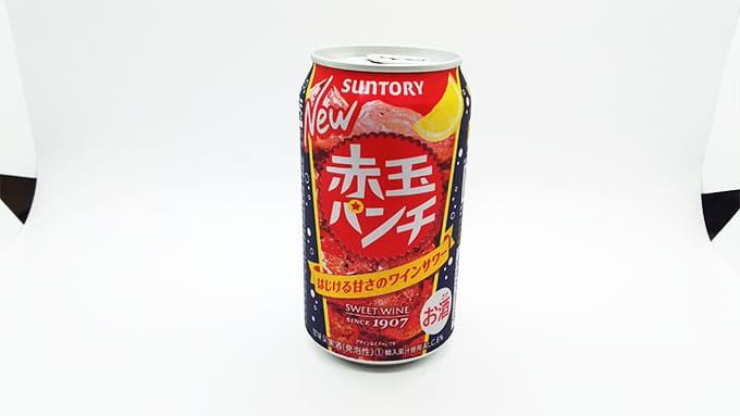 サントリー 赤玉パンチ缶