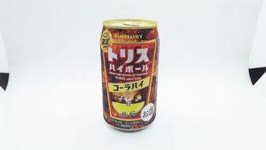 トリスハイボール缶 コーラハイ